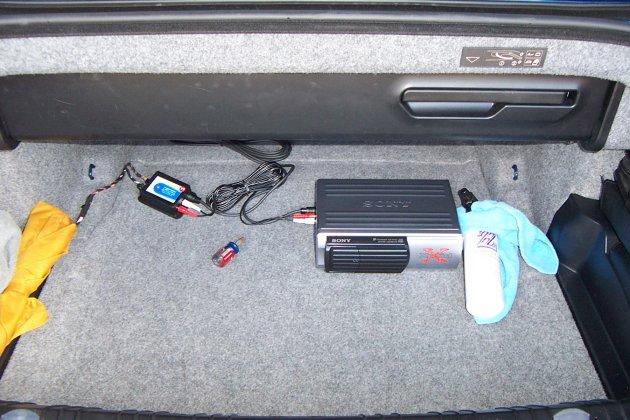 E46 CD Changer Install